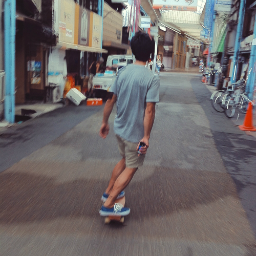 OKA SKATEBOARDS