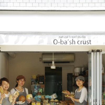 O-ba'sh crust / オーバッシュクラスト