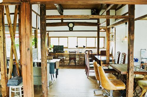 cafe couwa / カフェ クウワ