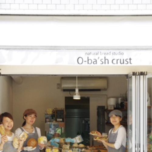 森、道、市 O-ba'sh crust / オーバッシュクラスト