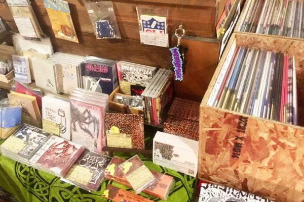 森、道、市場 EGYPT RECORDS / エジプトレコーズ
