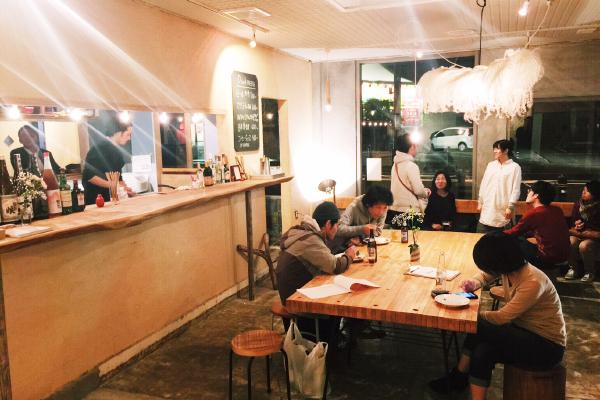 森、道、市場 たみ&Y Pub&Hostel