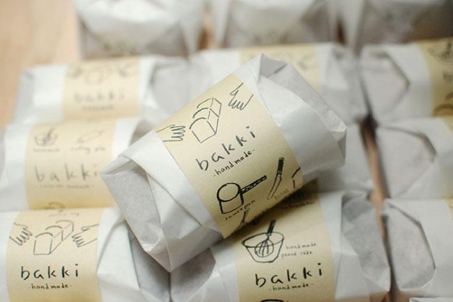 森、道、市場 台湾日和 Bakki Handmade