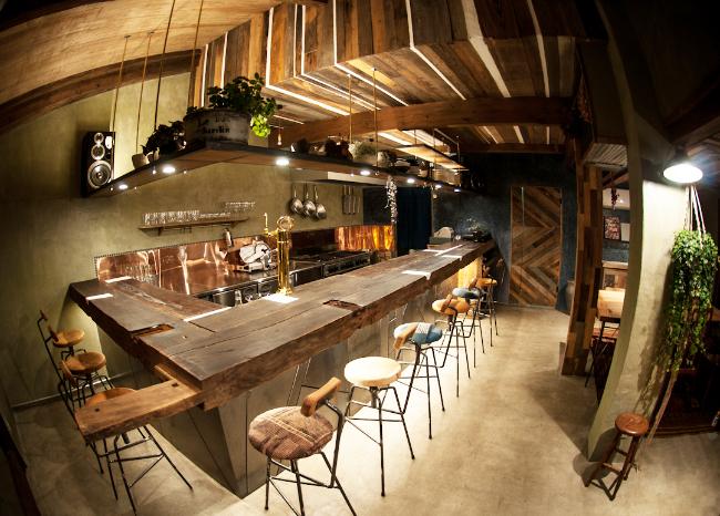 森、道、市場 Osteria e Bar RecaD