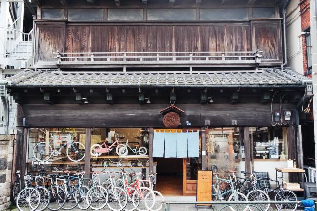 森、道、市場2019 tokyobike