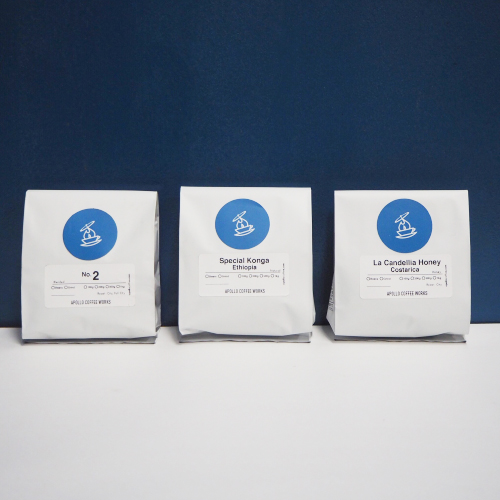 森、道、市場2019 APOLLO COFFEE WORKS