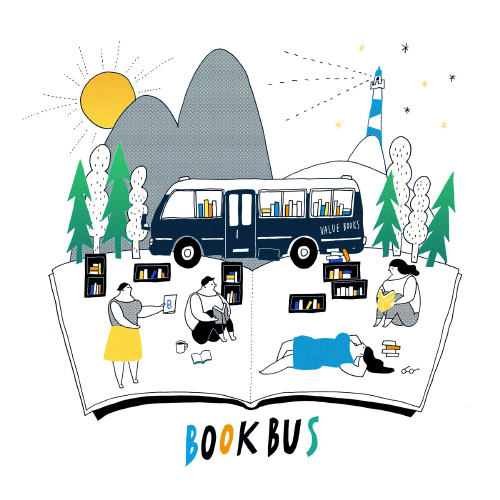 森、道、市場2019 BOOK BUS by Value Books
