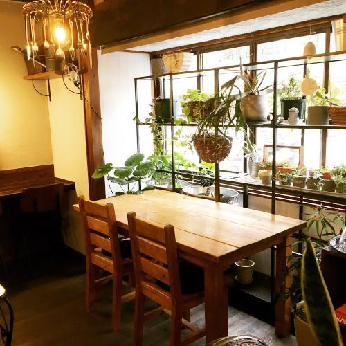 森、道、市場2019 café TIGER / カフェ タイガー