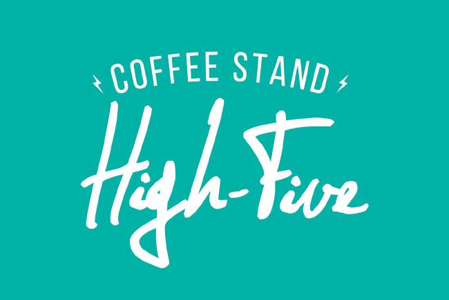 森、道、市場2019 High-Five COFFEE STAND