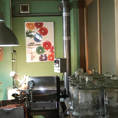 森、道、市場2019 Yeti Fazenda COFFEE