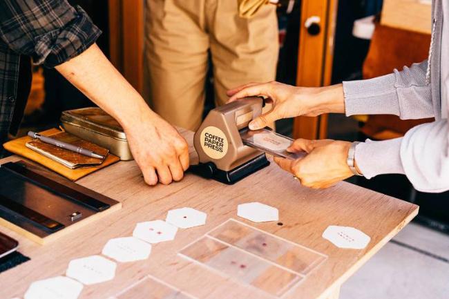 森、道、市場2019 COFFEE PAPER PRESS