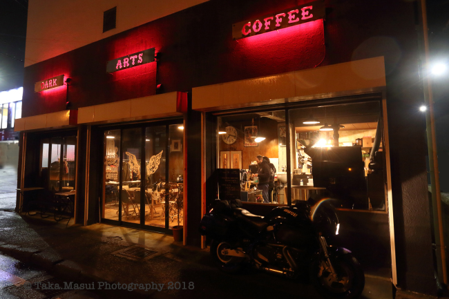 森、道、市場2019 DARK ARTS COFFEE JAPAN