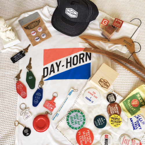森、道、市場2019 DAY-HORN&DAY STORE