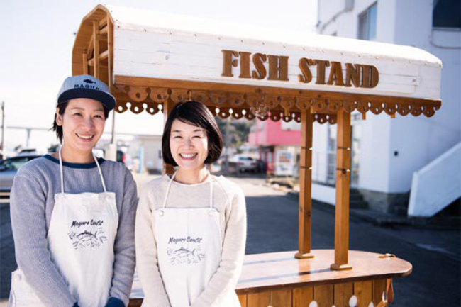 森、道、市場2019 FISHSTAND / FRUITS PARLOR
