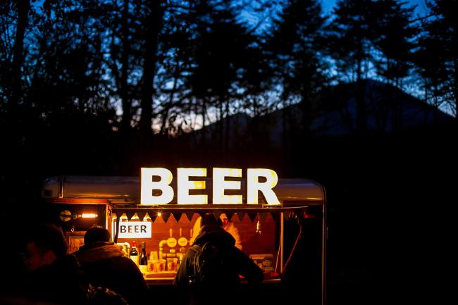森、道、市場2019 KOKAGEビール