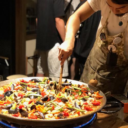 森、道、市場2019 Osteria e Bar RecaD